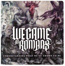 WE CAME AS ROMANS Understanding What We've Become Sticker +FREE Metal Stickers