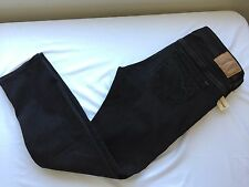 NWT $178 DIESEL Mens 36X30 THANAZ Black Slim Skinny 0RUS3 STRETCH Jeans USA made