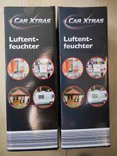 2 x Luftentfeuchter Beutel Raumentfeuchter für ( Keller Auto Wohnwagen Booten )