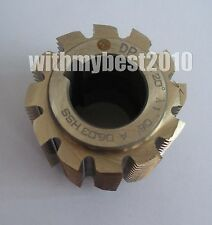 1pcs Gear Hob Cutter DP12 Hss Bore 22mm Pressure Angle 20 Degree  A DP Gear Hob