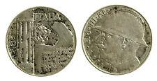 pcc1847) Vittorio Emanuele III (1900-1943) - 20 Lire Elmetto 1928