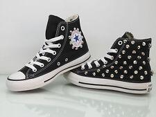 Scarpe da ginnastica nere Converse per donna taglia 37,5