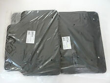 New Factory Genuine Oem Logo Black Charcoal Floor Mats Carpeted Buick Regal GS