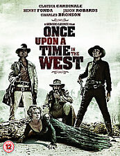 Once Upon A Time In The West (Blu-ray, 2011) - brand new