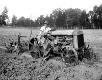 Photograph of a Ford / Fordson Farm Tractor  Year 1921   8x10