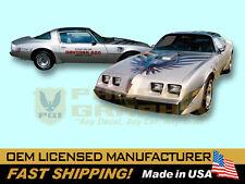 1979 Pontiac Firebird Trans Am 10th Anniversary Edition 35 Piece Stripes Only