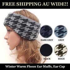 Winter Warm Fleece Ear Muffs Ear Cap Ski Cycling Earlap FREE SHIPPING AU WIDE!!