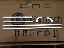 Bearmach Land Rover Series 2a, 3, Rear, Safari Door, Glass Retainer Kit, BA1900