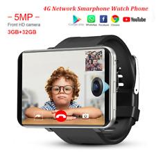 DM100 4G Smartwatch Smart Orologio Android 7.1 3GB 32GB WiFi GPS 5MP Telecamera