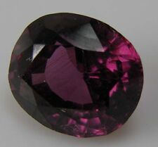 4.25ct or .85g  Vietnam 100% Natural Pinkish Purple Oval Spinel Facet Gemstone
