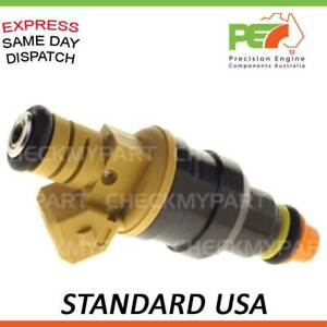 1x *STANDARD USA* Fuel Injector For Ford Falcon EA EB I ED Excl XR8 / GT