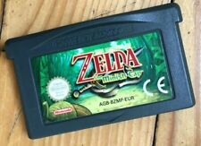CARTOUCHE SEULE ZELDA THE MINISH CAP GAMEBOY ADVANCE GBA PAL EURO CARTRIDGE ONLY