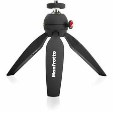 Manfrotto Pixi Mini Table Top Tripod - Black