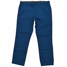 Tommy Hilfiger Pants Mens Chinos Slim Fit Flat Front Khakis Flag Logo New Nwt