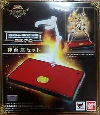 SAINT SEIYA MYTH CLOTH EX GOD STAGE SET 3 STAND BANDAI