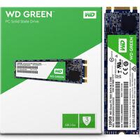 WD Green Series 120GB PC SSD SATA M.2 2280 Internal Solid State Hard Drive