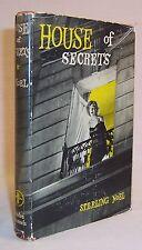 Sterling Noel HOUSE OF SECRETS First UK Edition Filmed SIGNED by Julian Wintle