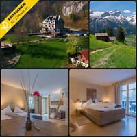 Kurzreise Schweiz Haslital 3 Tage 2 Personen Hotel Hotelgutschein Reisegutschein