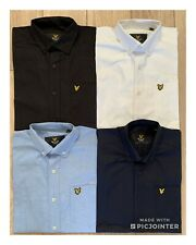 Lyle and Scott Men's Oxford and Poplin Shirts