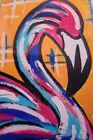 NEW NOT ACEO PHOTO PRINT 4X6 ABSTRACTFLAMINGO 2000-now
