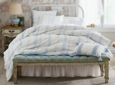 NEW Simply Shabby Chic Full Queen Size Bohemian Embroidered Duvet Cover Cotton