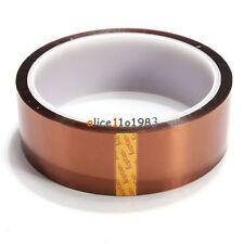 30mm 100ft Tape Resistant High Temperature Pcb Bga Wave Soldering