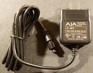 AJA Video NP12-US0520 5V DC 2A - Power Supply - DWP Connector Style, NEW !!!