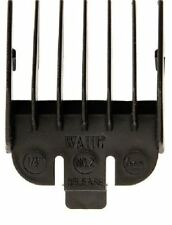 Wahl Standard Fitting Hair Clipper Attachment Comb Number 2 - 6mm Black