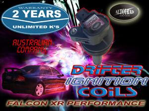FORD FALCON FPV X GT-E XR8 SPRINT IGNITION COILS 5.4V8 FG BOSS 335