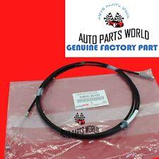 GENUINE OEM TOYOTA LEXUS 10-20 GX460 4RUNNER HOOD LOCK RELEASE CABLE 53630-35100