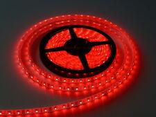 2835 CHIP Based LED Strip light - 5m rolls - RED color strip