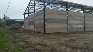 Concrete Panels - CE Marked - 150 thick x 4570 x 1000