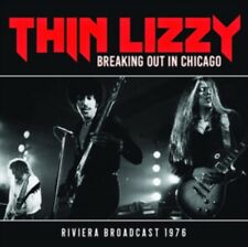 Thin Lizzy - Breaking Out In Chicago NEW CD