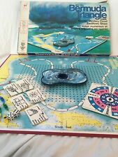 Vintage 1976 Bermuda Triangle Game MB Milton Bradley #4603 Board Game Complete