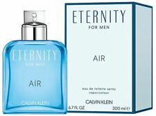 Eternity Air Calvin Klein 6.7 6.8 oz 200ml EDT For Men