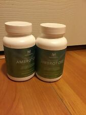 BIG SALE! Two Bottles of  New  Advanced Ambrotose 120 caps