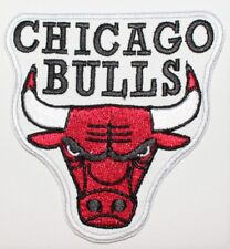 Chicago Bulls  Embroidered patch. - Iron-on - FREE SHIPPING