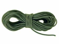 50ft Olive Para Cord Bivi Basha Tent Camping Hike Rucksack Bag Rope Paracord