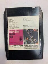 Future Blues 8 Track Tape 1970 Canned Heat ElectronicsRecycledCom