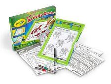 Crayola Centro De Actividad de borrado en seco - 4 años y-no contener la respiración!