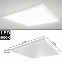 Design LED Decken Leuchte Blätter Wohn Zimmer Lampe dimmbar RGB Fernbedienung