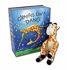 Giraffes Can't Dance-Giles Andreae, Guy Parker-Rees