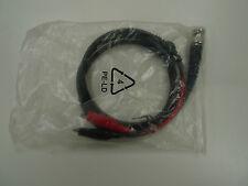 Bnc Sonda Puntas de prueba Voltímetro Vintage Radio Cable Coaxial Repuestos Co RG58