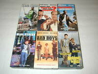 MARTIN LAWRENCE VHS MOVIE LOT RARE OOP HTF