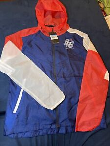 Nike Blue Ribbon Sports Track Club Packable Running Jacket CJ4502-492 Size M