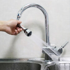 Kitchen 360° Rotary Faucet Filter Extender Spray Shower Head Water Tap Home Tool