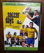 Soccer Days (DVD, 2003) Free Shipping!