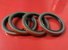 (4 Pk) Bobcat Skid Steer Axle Hub Seal PN 6658228, 751 753 763 773 7753 873 963