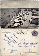 Cartolina di San Cataldo, spiaggia - Lecce