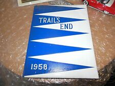 ORIGINAL 1958 EL MONTE HIGH SCHOOL YEARBOOK/ANNUAL/JOURNAL/EL MONTE, CALIFORNIA